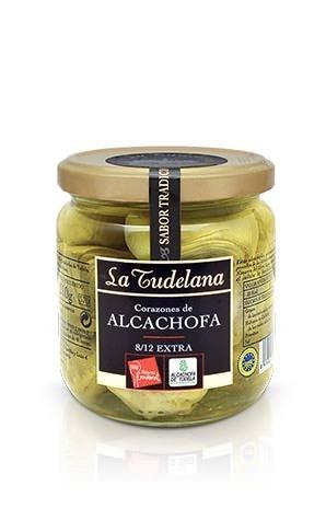 alcachofa de tudela 370ml