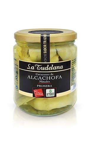 alcachofa mitades 445ml