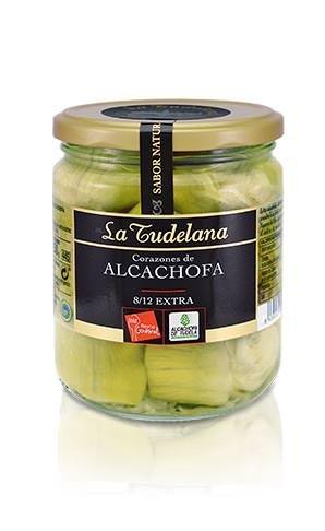 alcachofa corazones 445ml