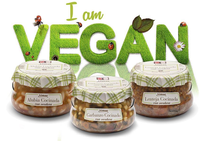 platos vegetarianos y veganos